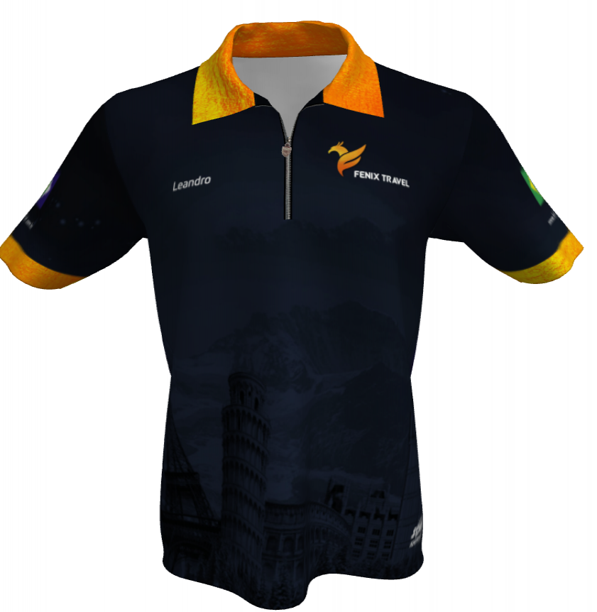 Camisa Fenix Travel